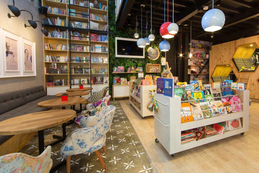 طراحی فروشگاه کتاب
