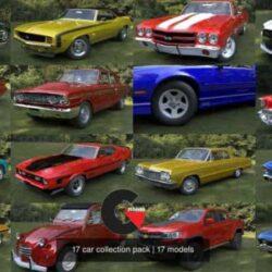 دانلود مدل سه بعدی اتومبیل