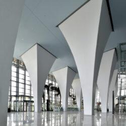 طراحی ایستگاه قطار در تایوان