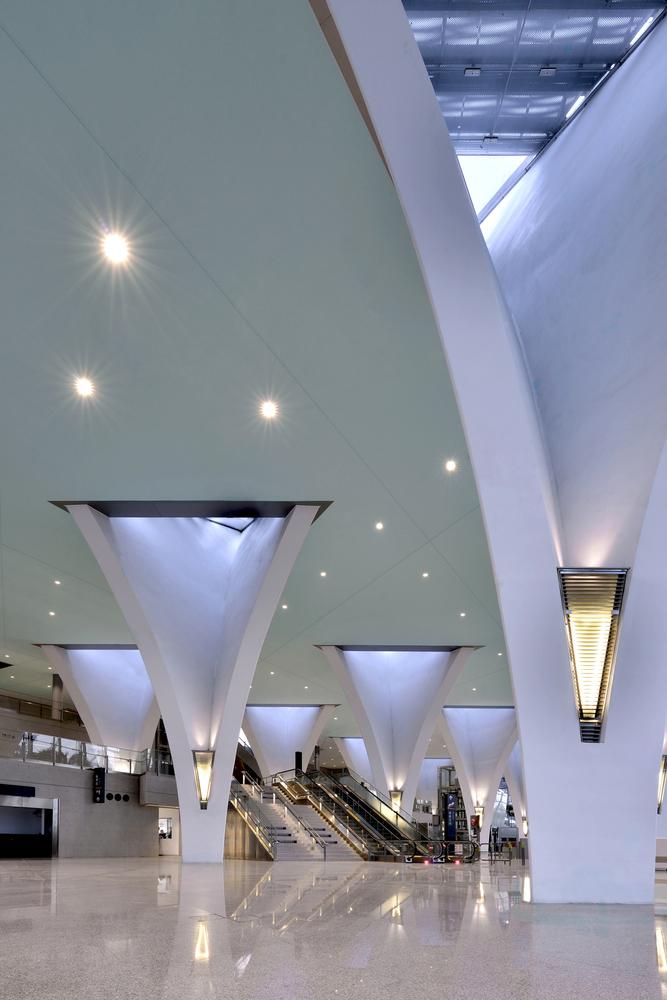 طراحی ایستگاه مترو