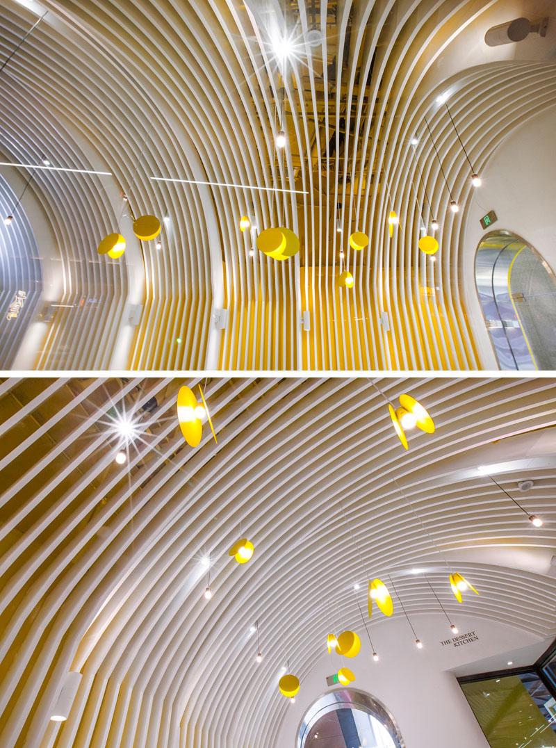 استفاده از آرک در طراحی داخلی کافی شاپ