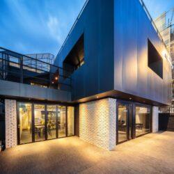 طراحی مرکز فرهنگی دانشجویی