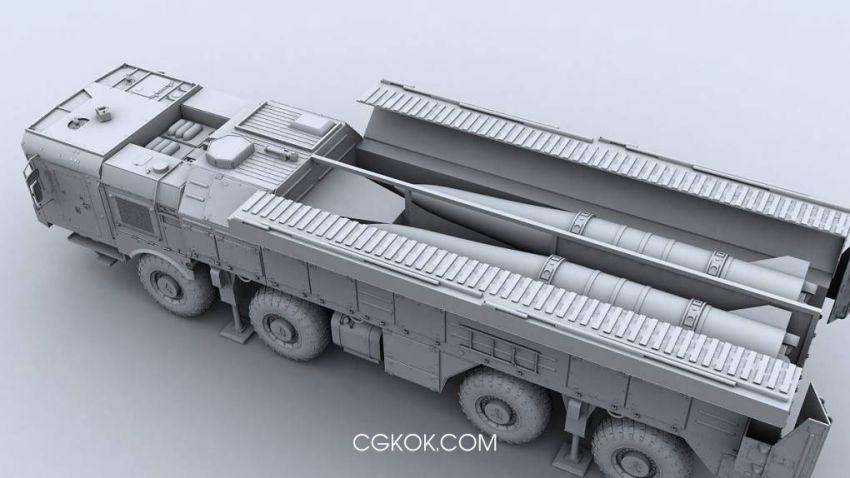 دانلود مدل سه بعدی وسایل نقلیه نظامی