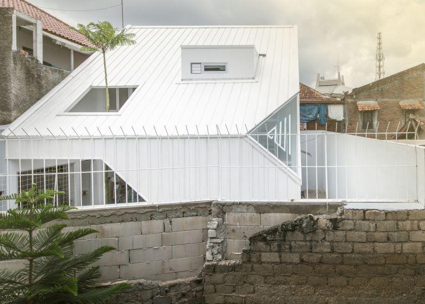 طراحی خانه نور با اصول معماری اسلامی