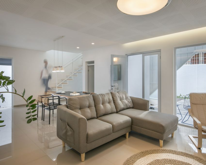طراحی خانه نور