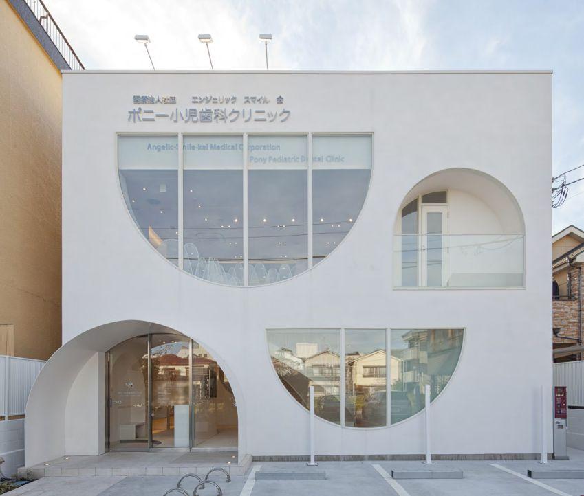 طراحی مطب دندانپزشکی اطفال