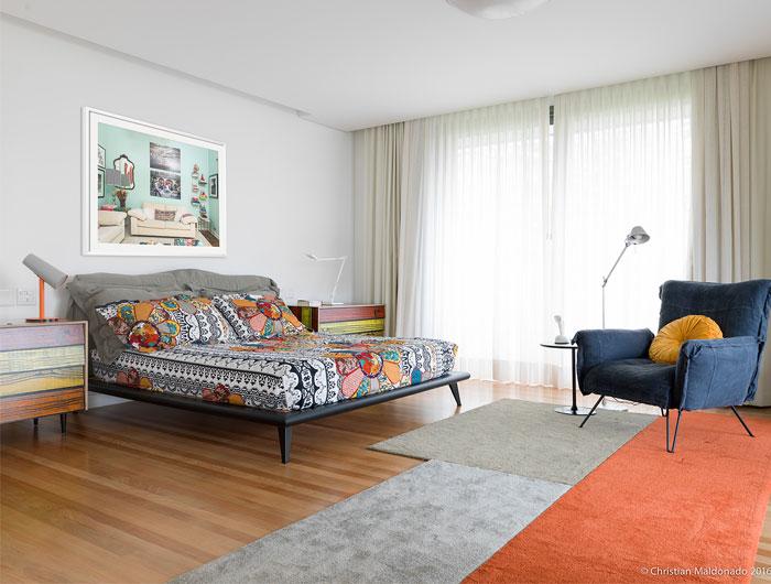دکوراسیون خانه با سبک دکوراتیو برزیلی