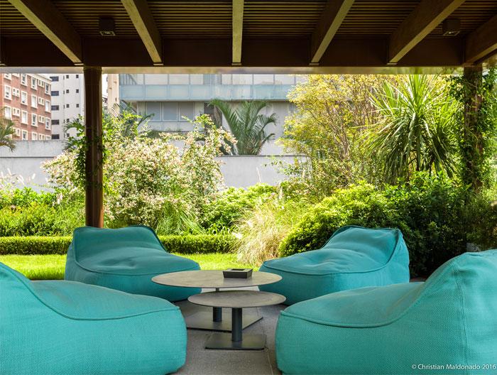 طراحی خانه لوکس و رنگارنگ
