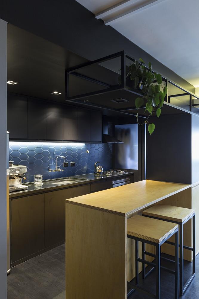 بازسازی و طراحی آپارتمان