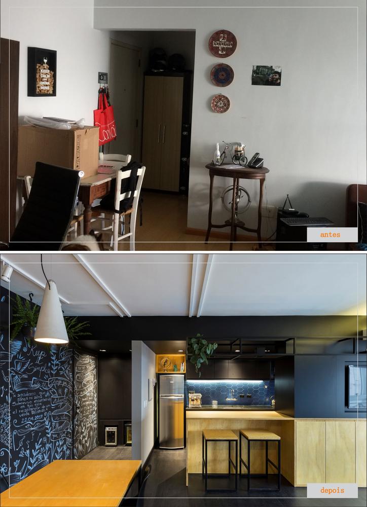 طراحی آپارتمان مدرن