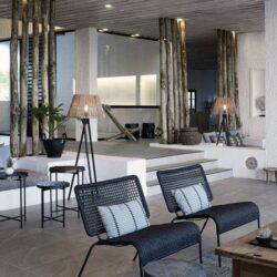 طراحی هتل با تلفیق دو سبک روستیک و معاصر
