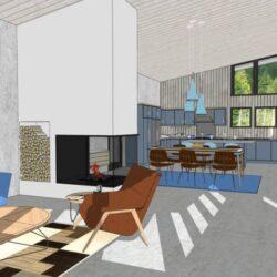 آموزش معماری در SketchUp