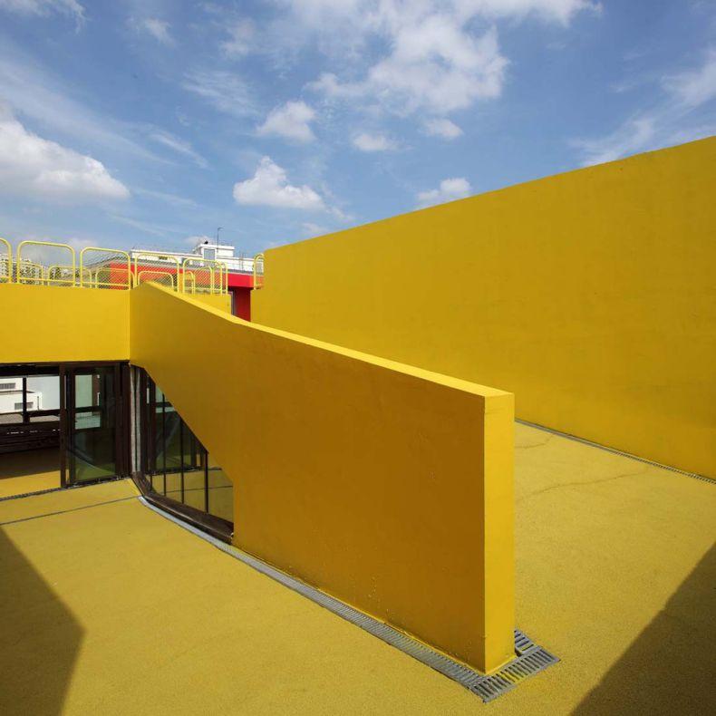 طراحی مرکز ورزشی و تفریحیر