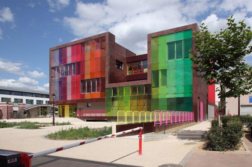 طراحی ساختمان ورزشی