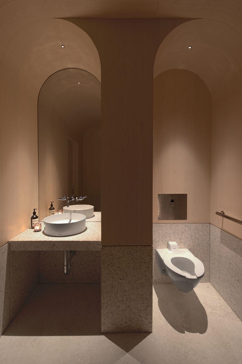 طراحی داخلی کافه چای
