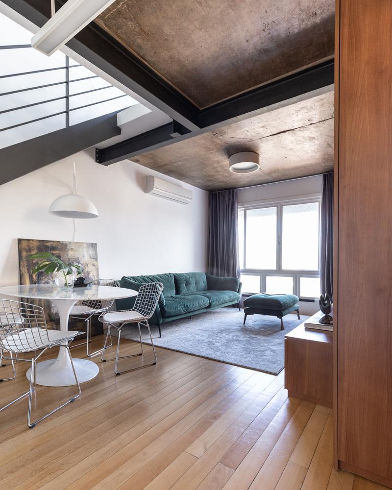 طراحی آپارتمان 80 متری