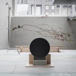 طراحی فروشگاه تجهیزات صوتی در ژاپن