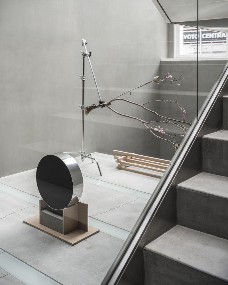 طراحی فروشگاه تجهیزات صوتی