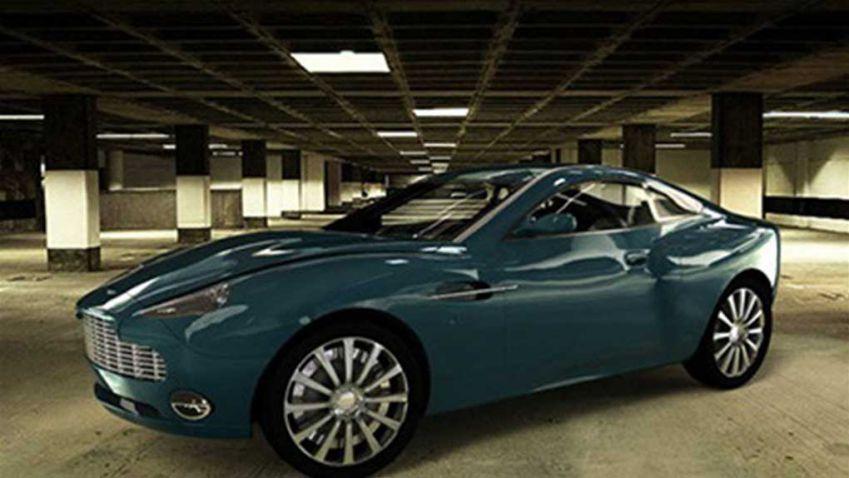 دانلود مدل سه بعدی اتومبیل برای سینمافوردی