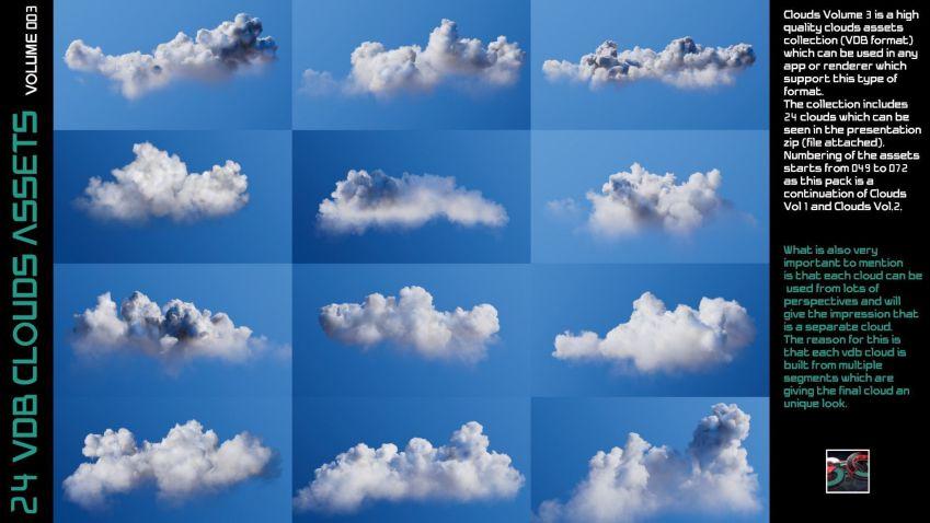 دانلود آبجکت ابر