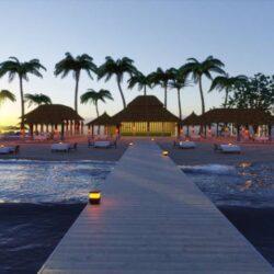 آموزش مدلسازی جزیره مالدیو در بلندر