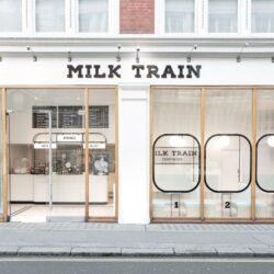 طراحی کافه بستنی با کانسپت قطار