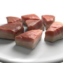 مدل سه بعدی گوشت
