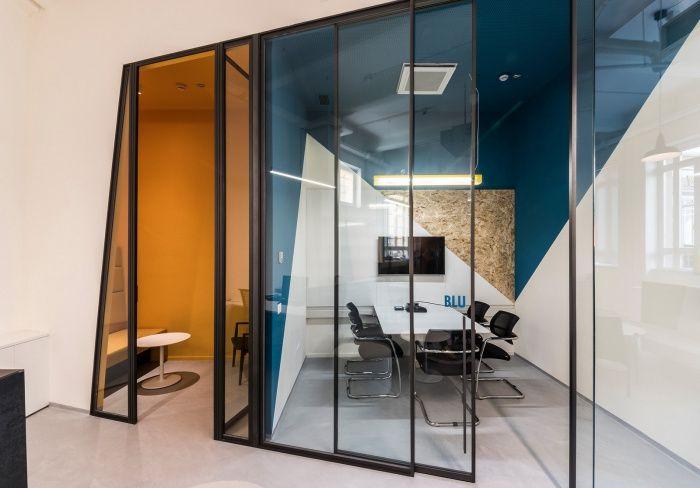 طراحی داخلی شرکت ردبول