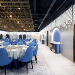 طراحی رستوران دریایی در چین