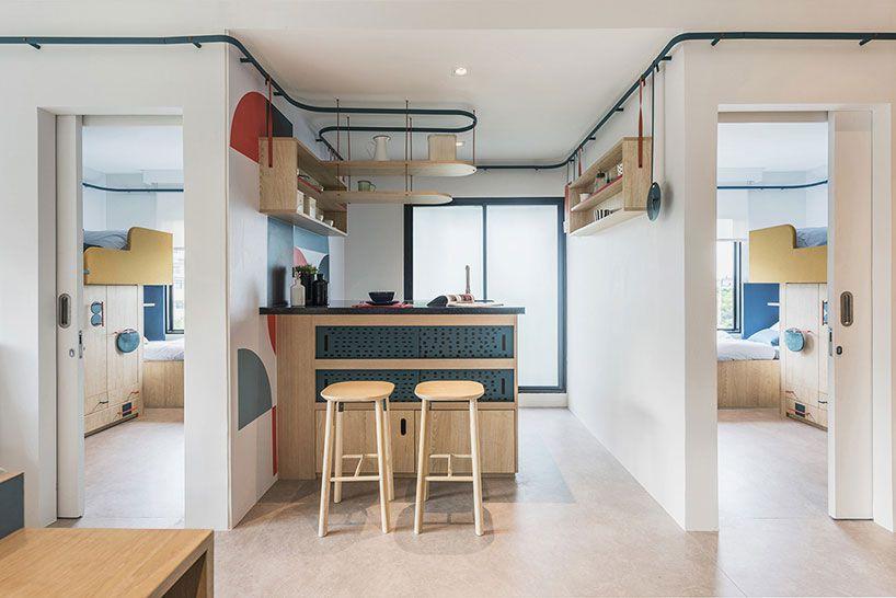 طراحی خوابگاه دانشجویی ارزان