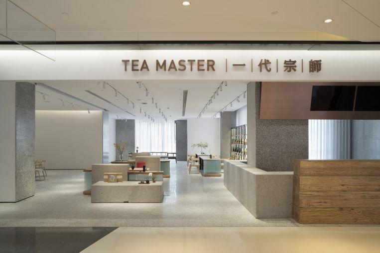 طراحی چایخانه مدرن با ویژگی هاینوشیدنی های سنتی و طبی