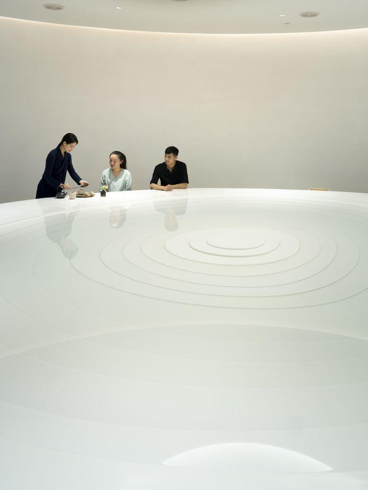 طراحی چایخانه مدرن