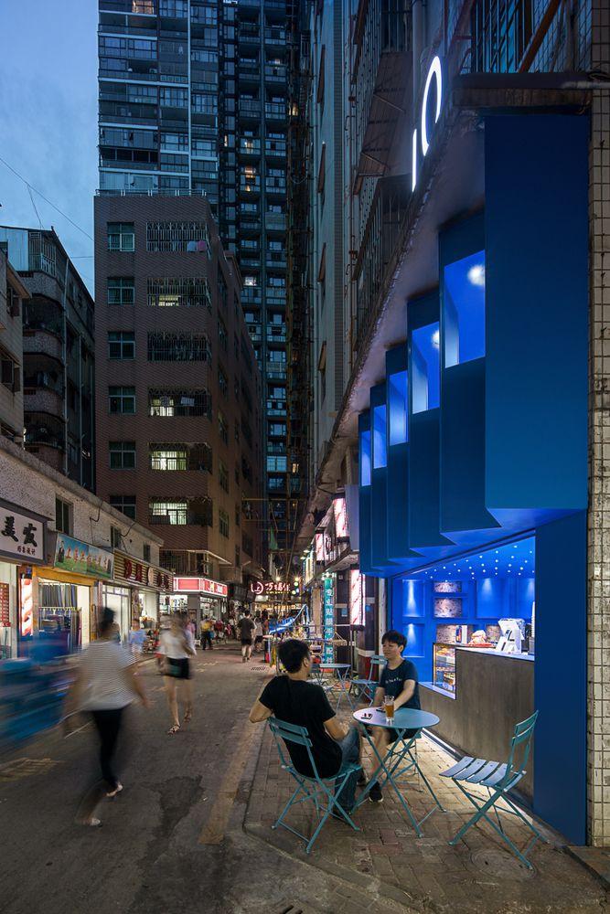 طراحی آبمیوه فروشی مدرن با رویکرد بهینه سازی فضا