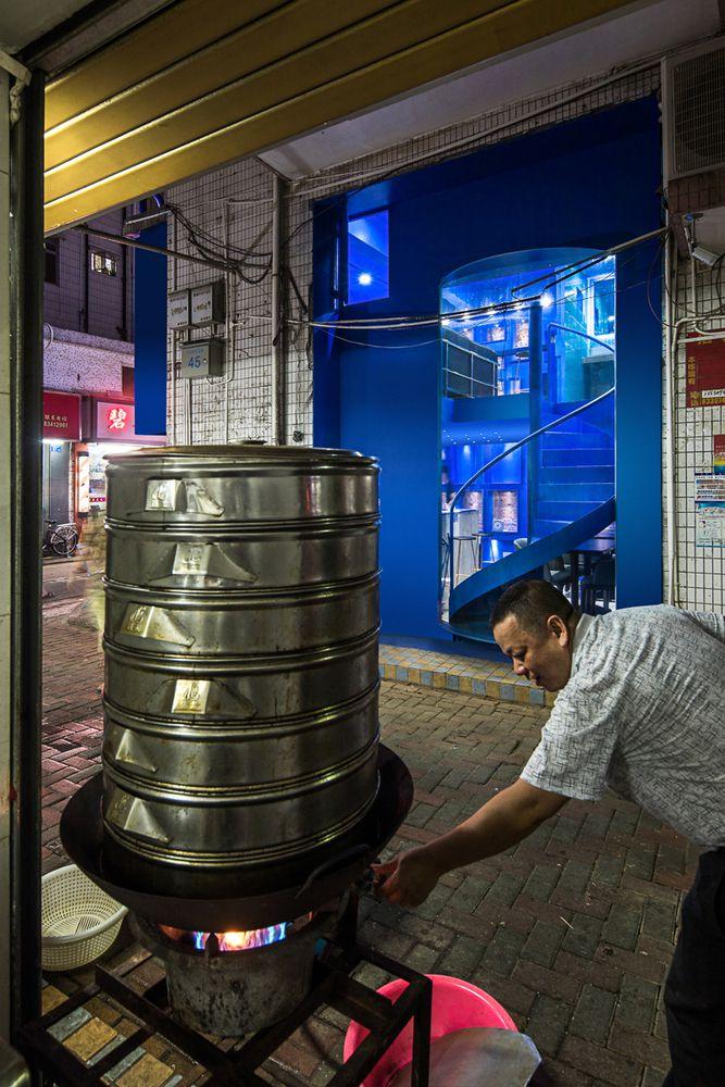 طراحی آبمیوه فروشی مدرن
