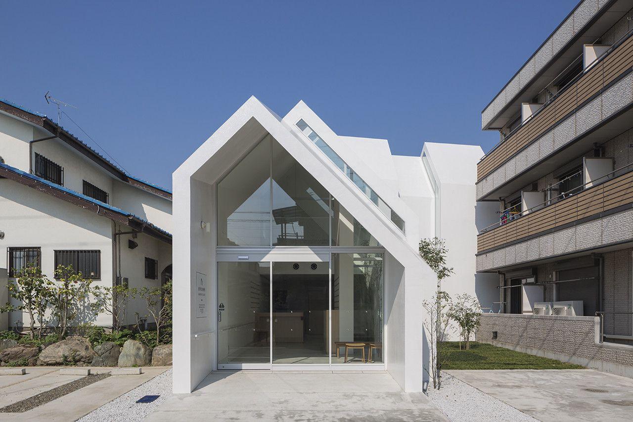 طراحی کلینیک درمانی با تاثیر پذیری از فرم سنتی ژاپنی