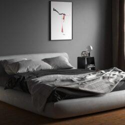 دانلود صحنه آماده سه بعدی اتاق خواب – BeInspiration 92