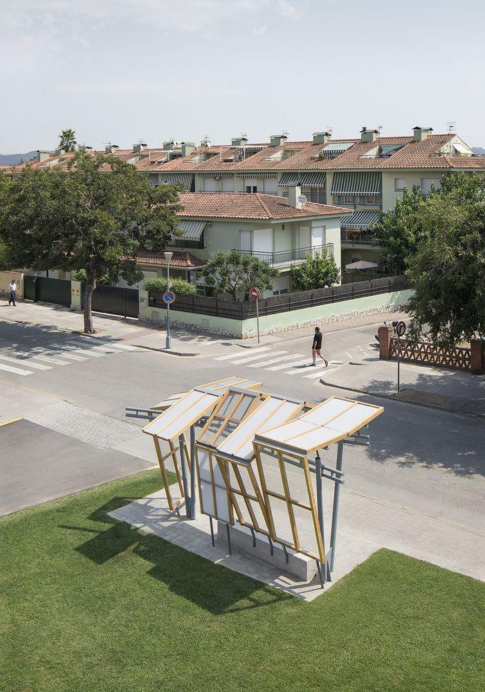 معماری ایستگاه اتوبوس