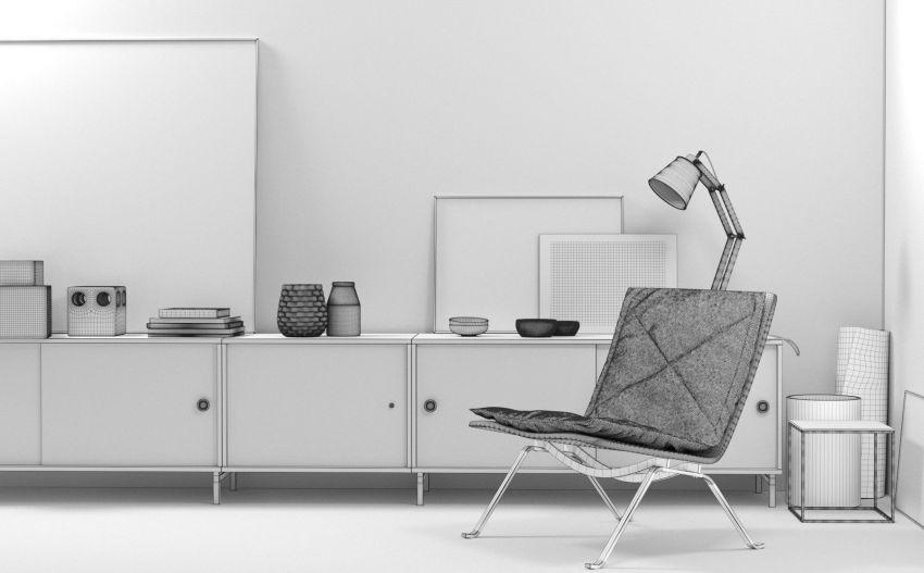 آبجکت طراحی داخلی