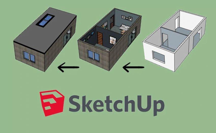 آموزش مدلسازی در اسکچاپ
