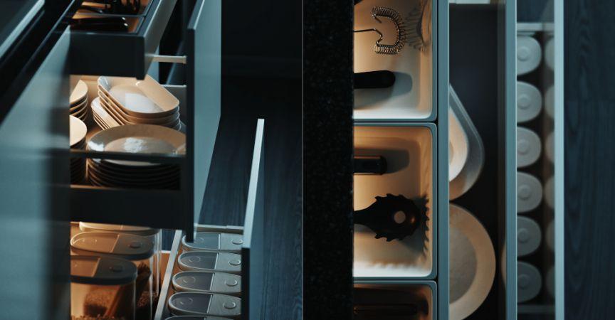 آموزش مدلسازی کابینت آشپزخانه در تری دی مکس