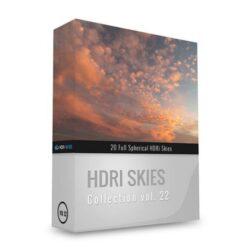 دانلود مجموعه HDRI آسمان – ولوم بیست و دوم