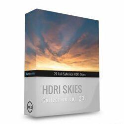 دانلود مجموعه تصاویر HDRI اسکای – ولوم بیست و سوم