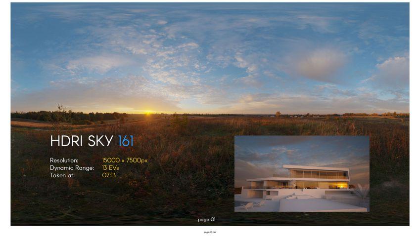 دانلود تصاویر HDRI اسکای – مجموعه نهم
