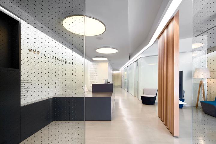 طراحی کلینیک دندانپزشکی مدرن