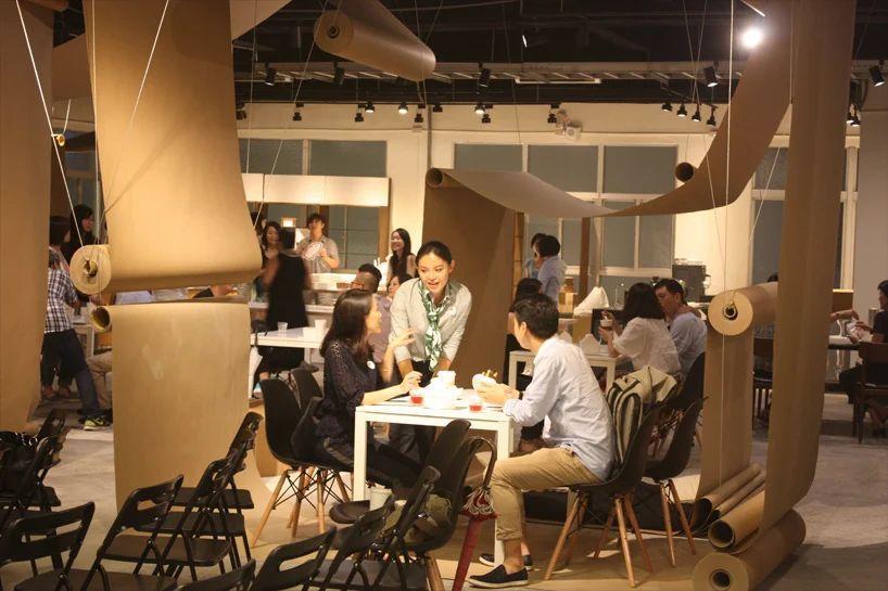 طراحی داخلی کافه