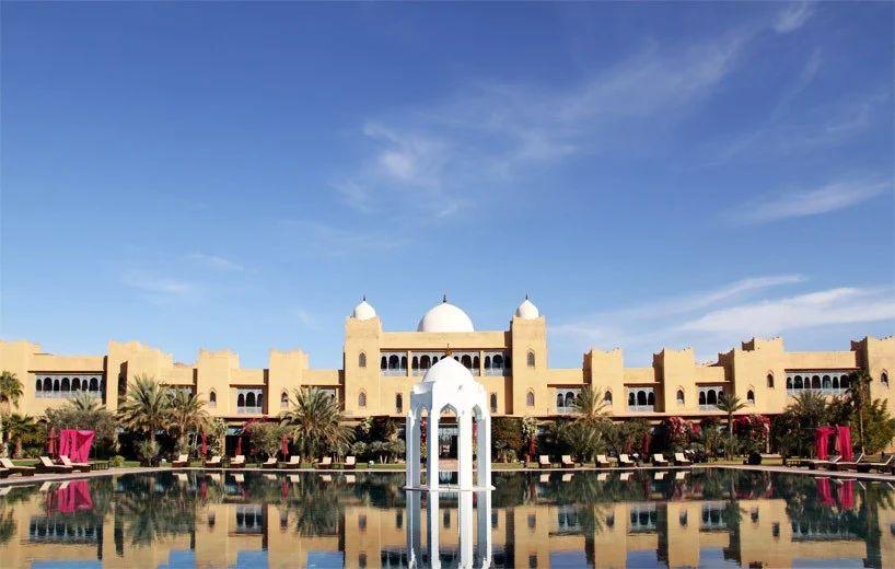طراحی هتل ساهارا در مراکش