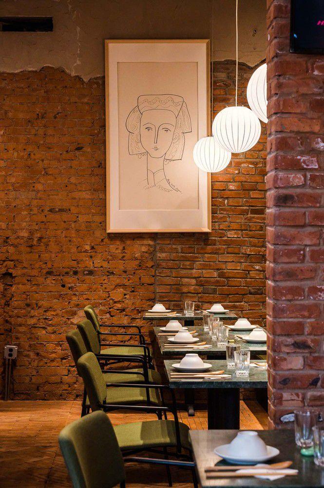 سبک روستیک در دکوراسیون رستوران
