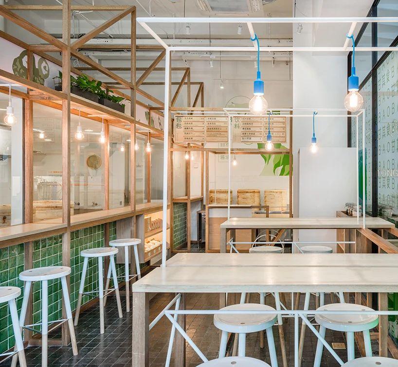 طراحی رستوران چینی