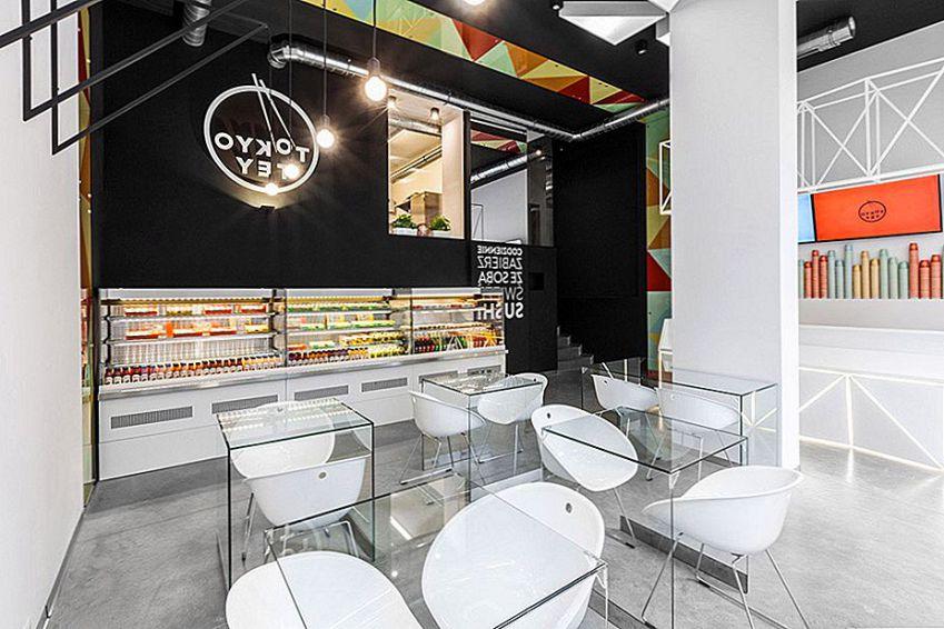 طراحی رستوران ژاپنی در لهستان
