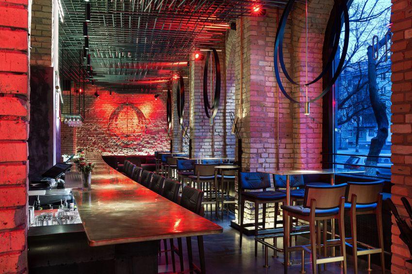 طراحی رستوران با الهام از سنت های کهن چین